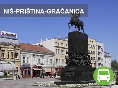 Niš-Priština-Gračanica