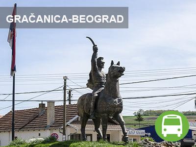 Gračanica-Beograd