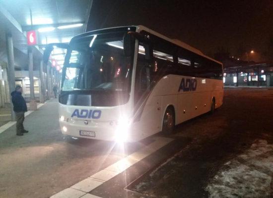 SP Adio prevoz putnika